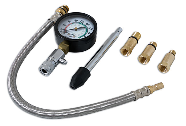 Compression Tester Kit 6pc