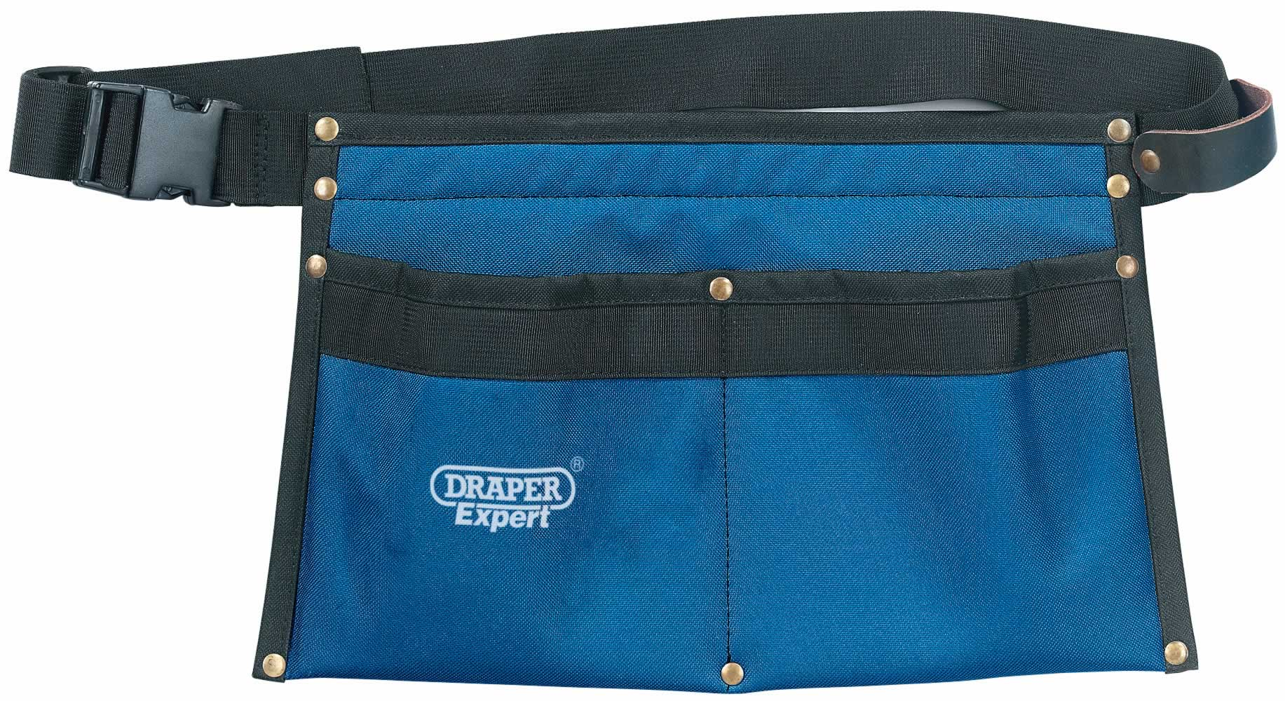 EXPERT HEAVY DUTY DOUBLE NAIL POUCH