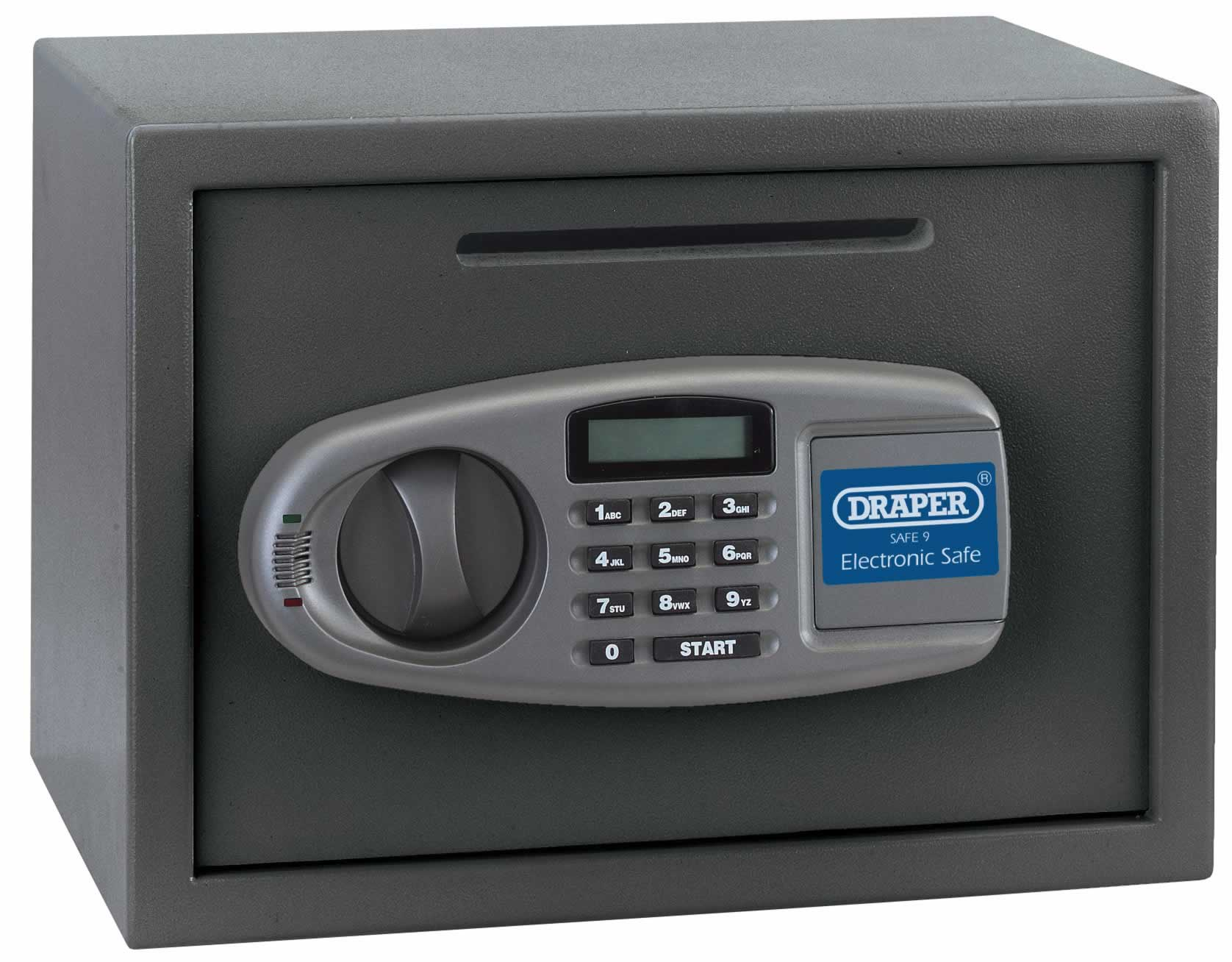 16L ELECTRONIC SAFE WITH POSTING SLOT  (AHCC}