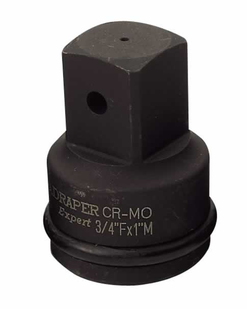 "EXPERT 1"" FEMALE X 3/4"" MALE POWERDRIVE IMPACT SOCKET CONVERTER"