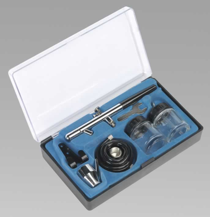 Air Brush Kit Professional without Propellant  (AHA)