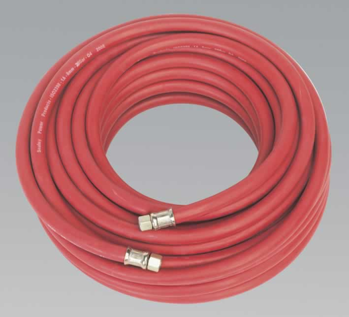 "Air Hose 20mtr x Ø8mm with 1/4""BSP Unions"