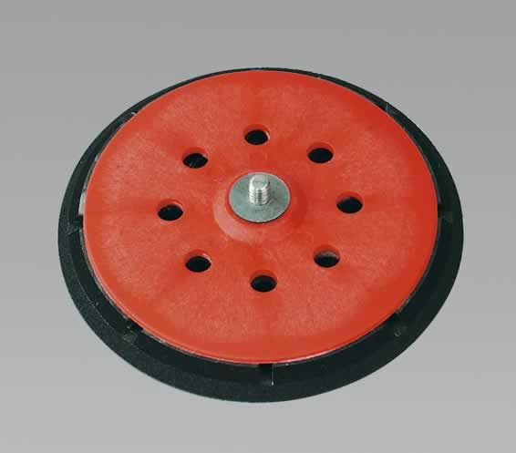 Universal Dust-Free Hook & Loop DA Backing Pad Ø150mm