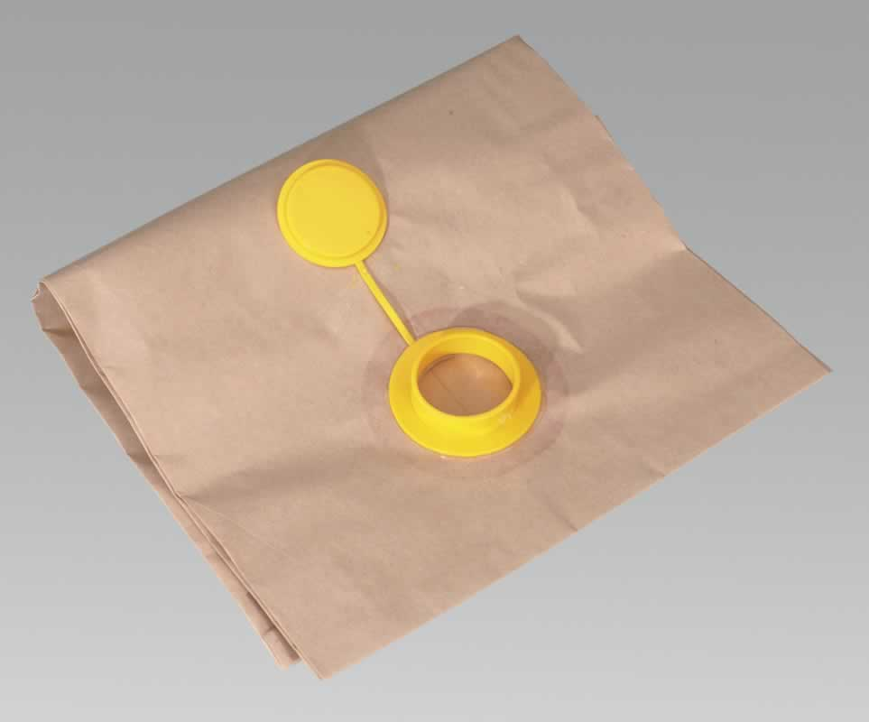 Disposable Tie Up Dust Bag for VMA92 Pack of 5