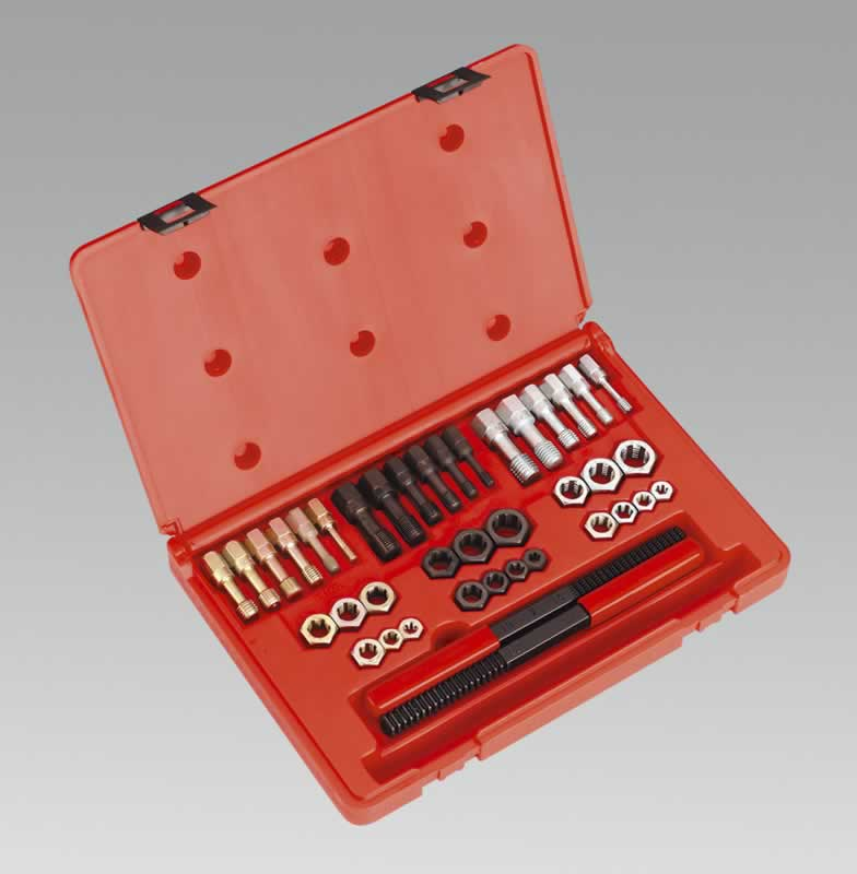 Re-Threader Master Kit 42pc Metric