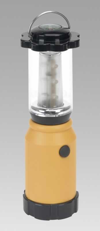 9 LED Wind-Up Rechargeable Lantern