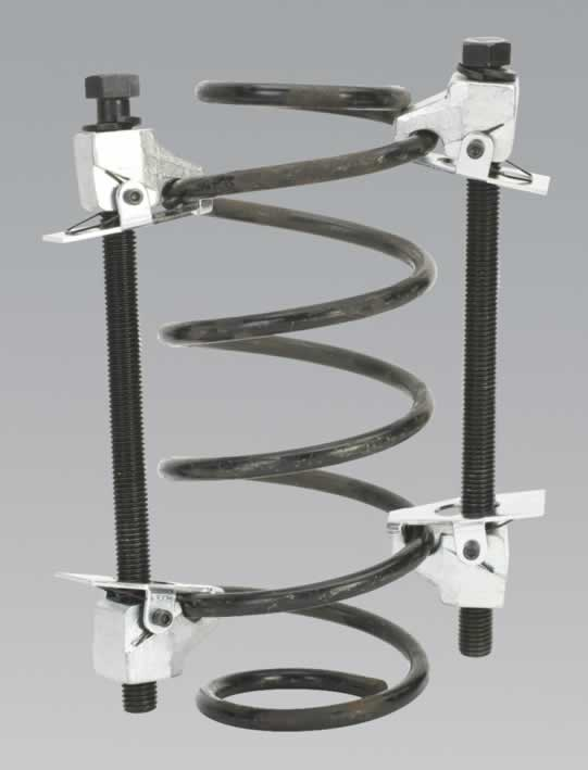 Coil Spring Compressor 2pc with Safety Jaws