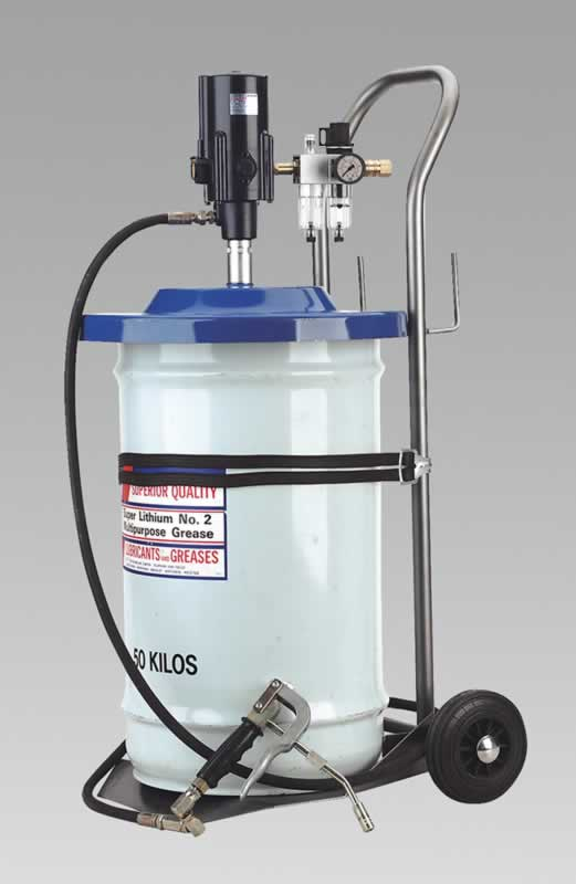 Grease Pump Air Operated 50kg