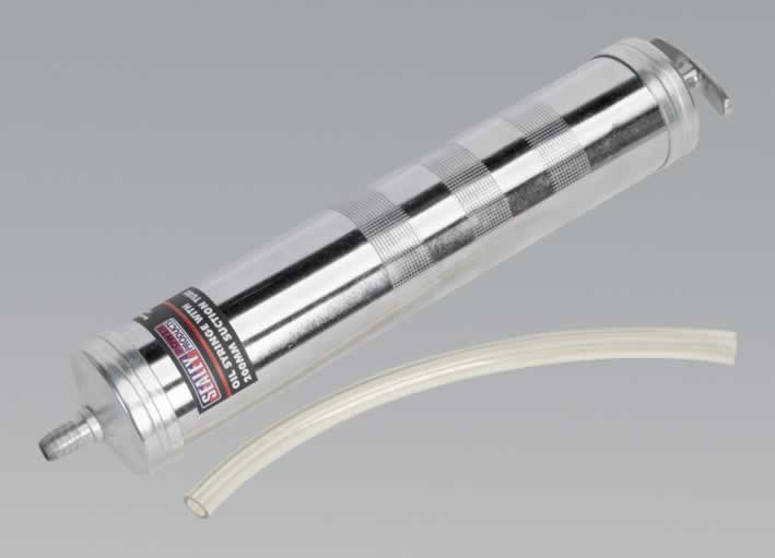 Oil Syringe with 200mm Suction Tube