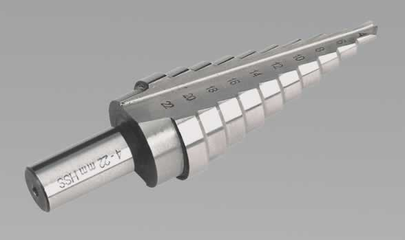 Step Drill 4-22mm