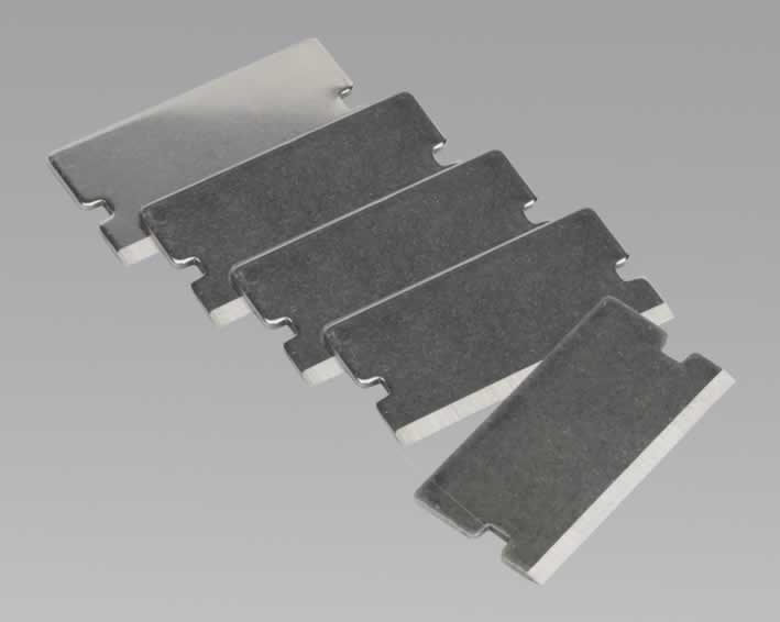 Thick Razor Blade for AK52507, AK52508, AK52504 & VS500 Pack of 5
