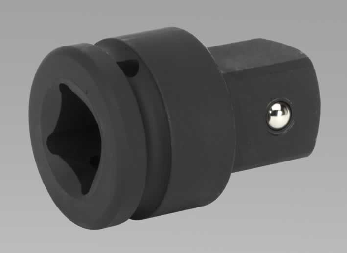 "Impact Adaptor 3/4""Sq Drive Female - 1""Sq Drive Male"