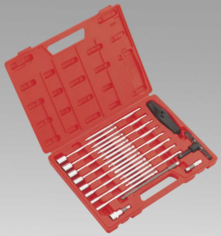Screw & Nut Driver Set 21pc