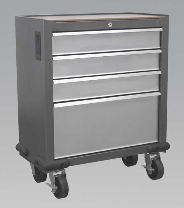 Mobile Cabinet 4 Drawer