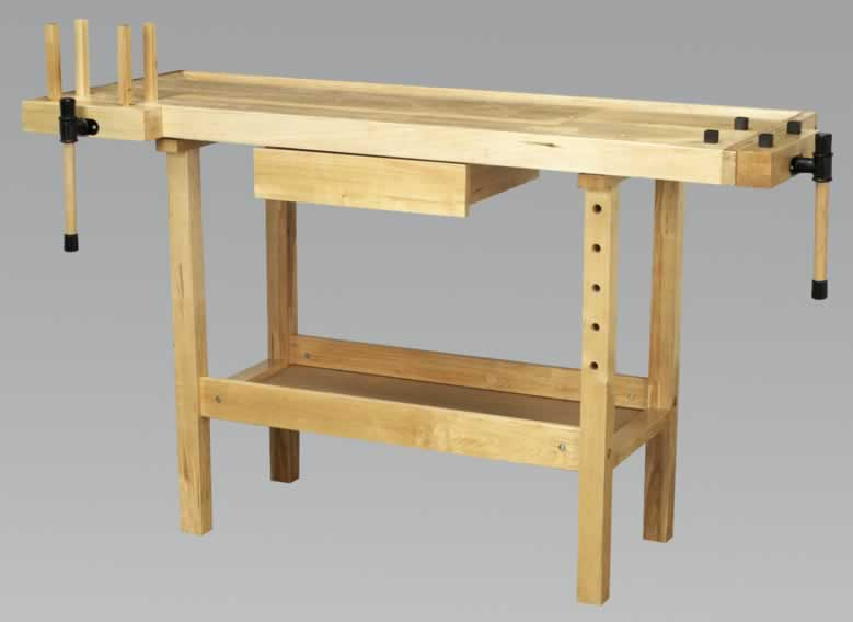 Woodworking Bench 1.52mtr   (G)