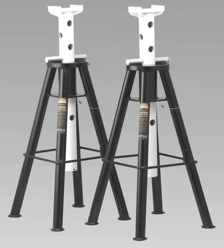 Axle Stands 10tonne Capacity per Stand 20tonne per Pair High Lift