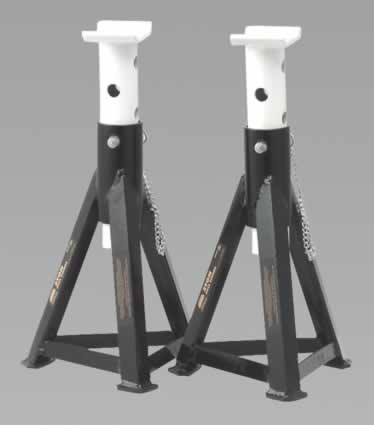Axle Stands 3tonne Capacity per Stand 6tonne per Pair