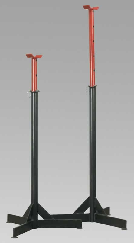 Axle Stands 4tonne Capacity per Stand 8tonne per Pair High Lift