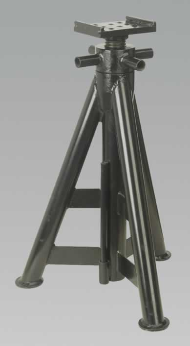 Adjustable Axle Stand 15tonne