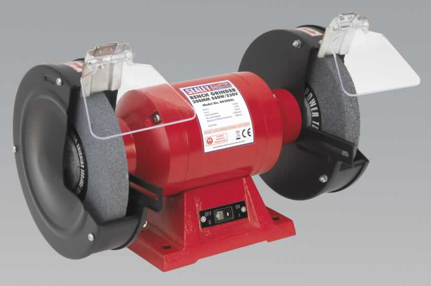 Bench Grinder 200mm 600W/230V  (aha)