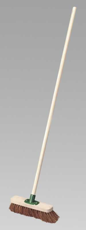 "Broom 12"" Soft Bristle"
