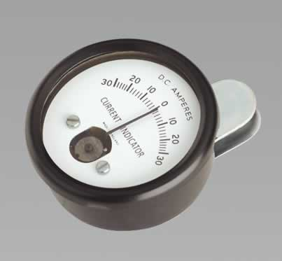 Clip-On Ammeter 30-0-30Amp