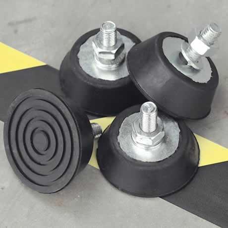 Anti-Vibration Foot Kit 4pc