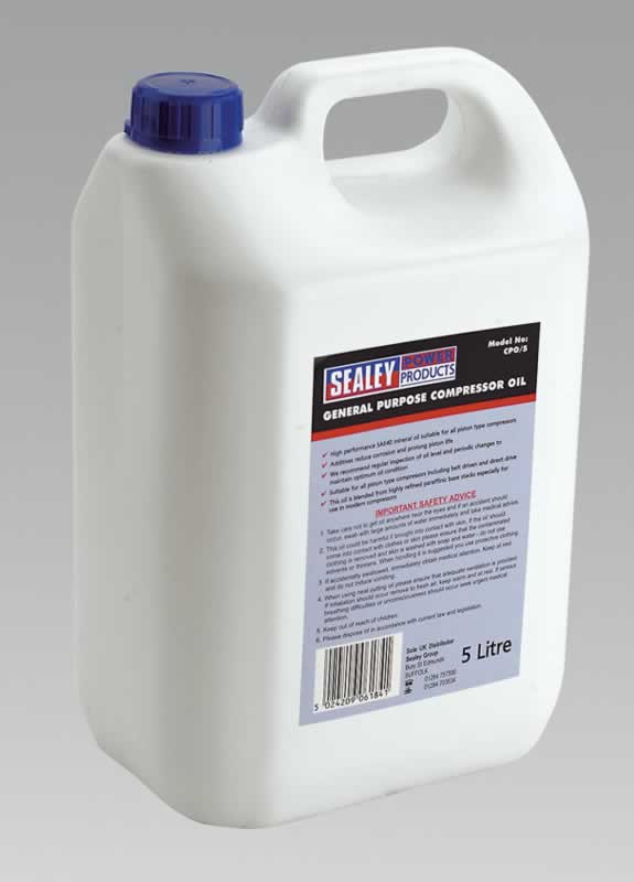 Compressor Oil 5ltr