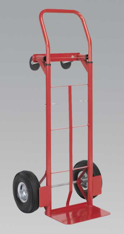 Sack Truck 2-in-1 250kg Capacity