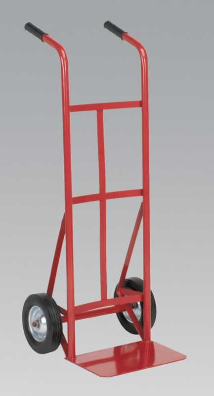 Sack Truck with Solid Wheels 150kg Capacity
