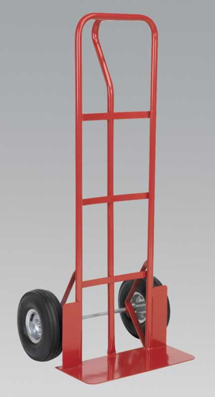 Sack Truck with Pneumatic Tyres 250kg Capacity