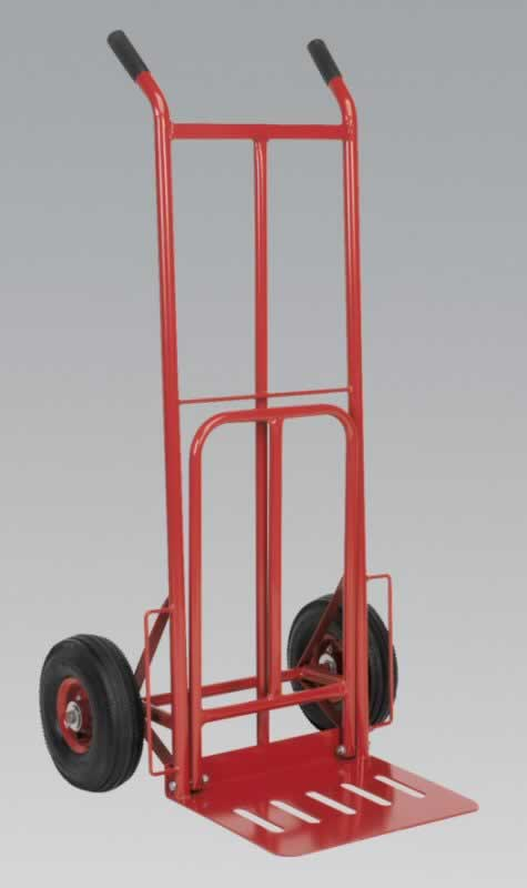 Sack Truck with Foldable Toe 250kg Capacity
