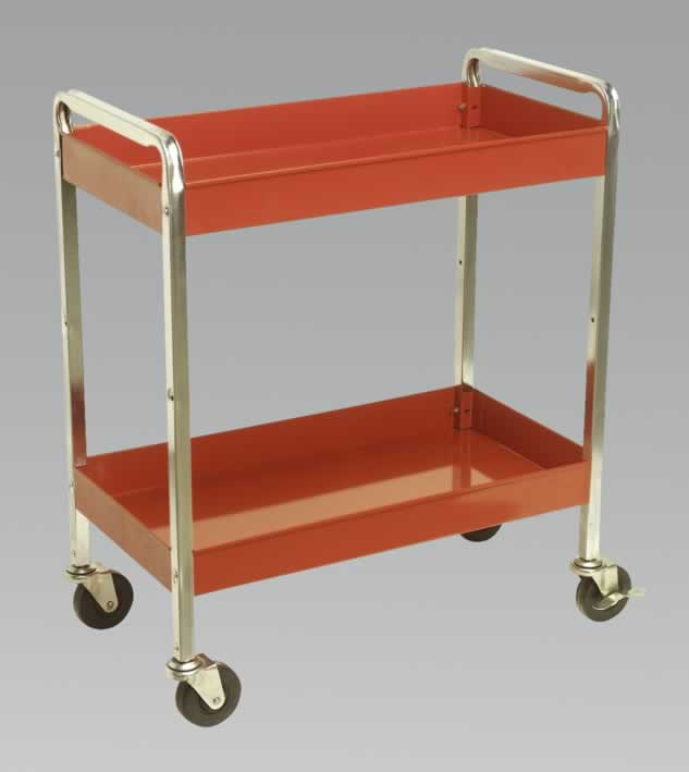 Trolley 2-Level Extra Heavy-Duty