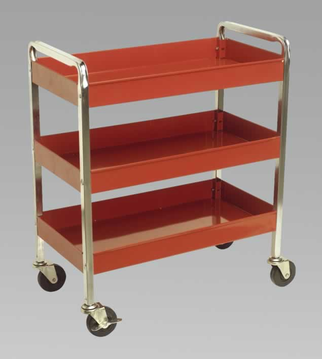 Trolley 3-Level Extra Heavy-Duty