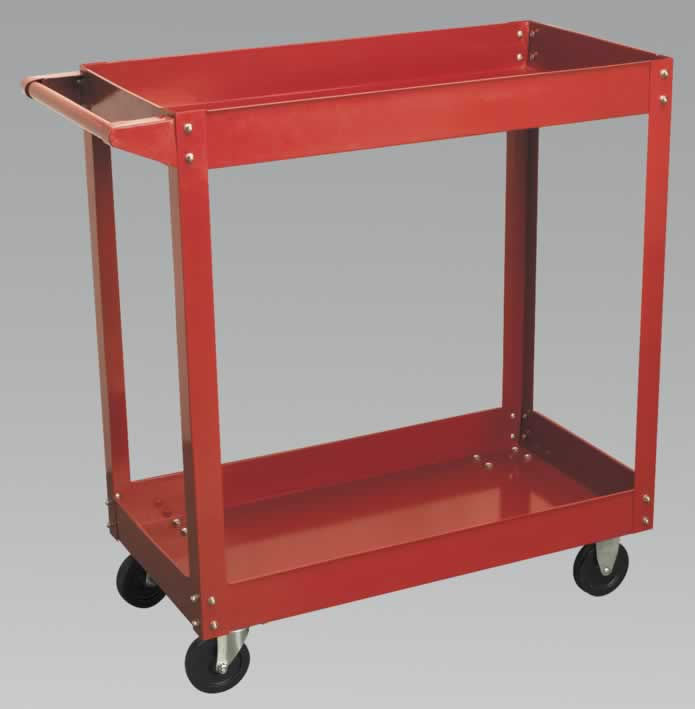 Trolley 2-Level Heavy-Duty