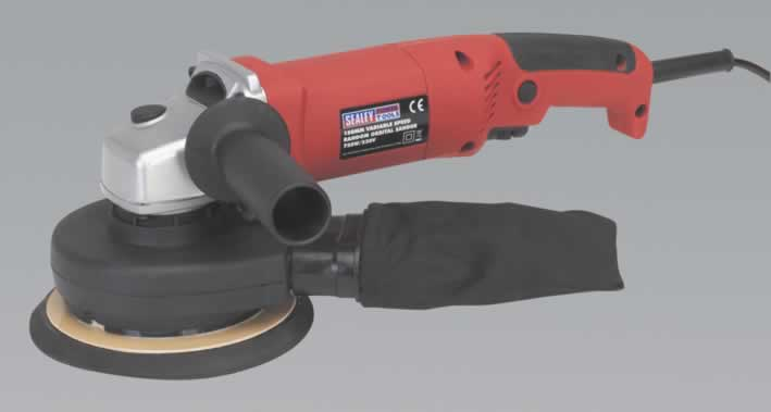 Random Orbital Sander Variable Speed Dust-Free 150mm 750W/230V