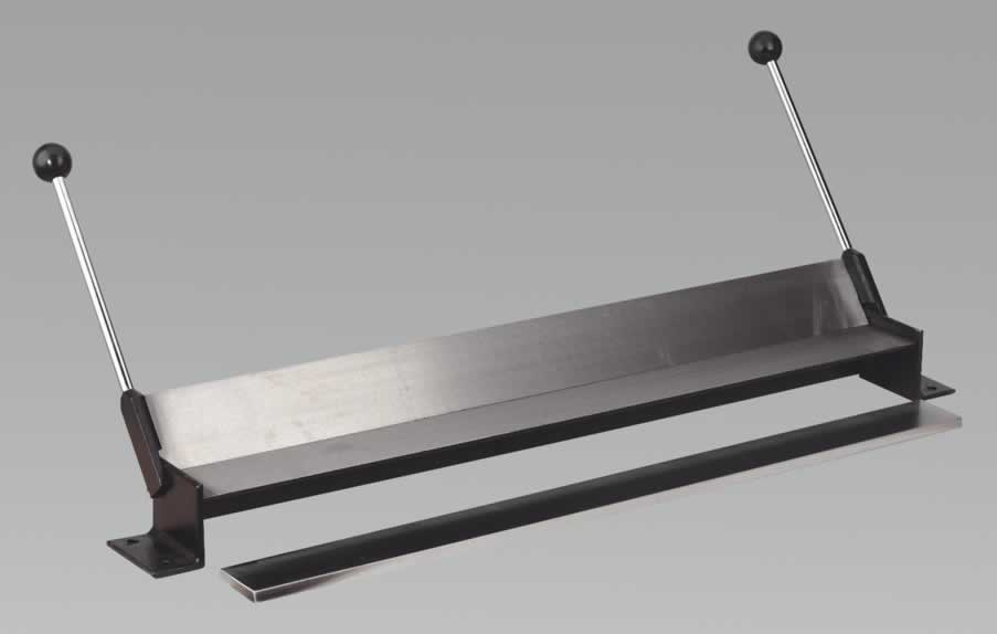 Sheet Metal Folder Bench Mounting 760mm  (G)
