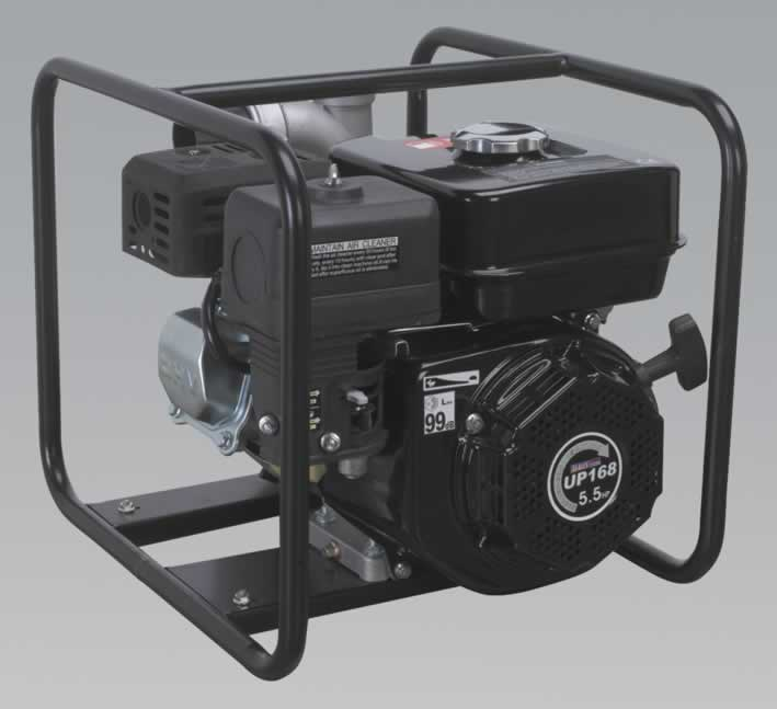 Water Pump 50mm 5.5hp Petrol Engine