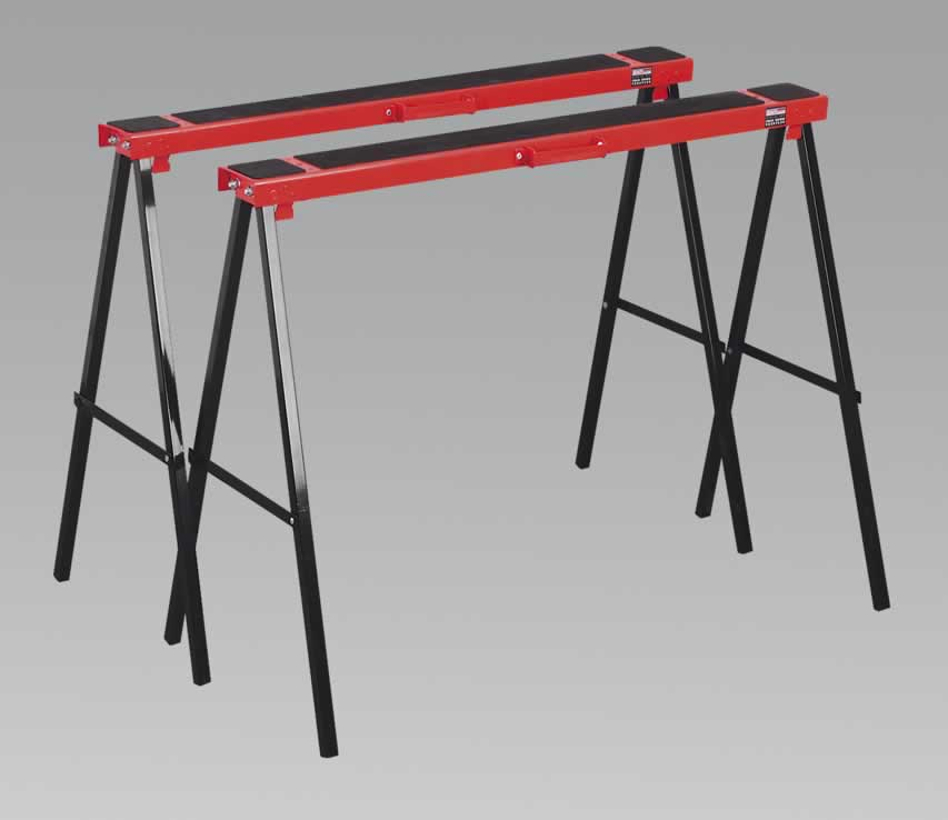 Fold Down Trestles Pack of 2