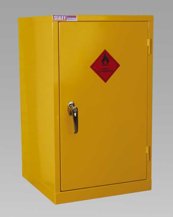 Flammables Storage Cabinet 460 x 460 x 760mm