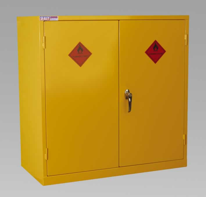 Flammables Storage Cabinet 915 x 460 x 915mm