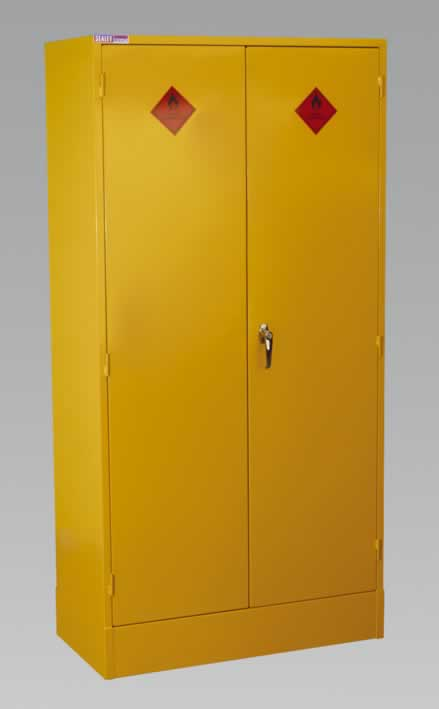 Flammables Storage Cabinet 915 x 460 x 1830mm
