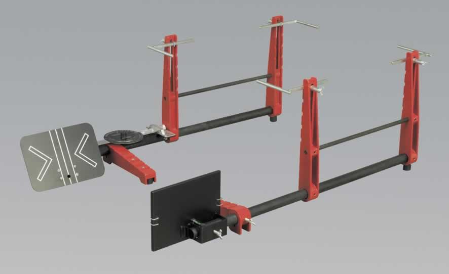 Laser Wheel Alignment Gauge Cc