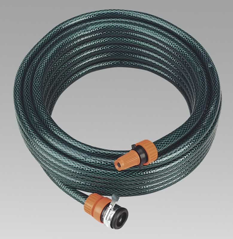 Water Hose 30mtr with Fittings