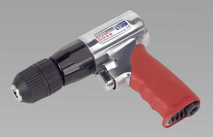 Generation Series 10mm Reversible Air Drill with Keyless Chuck