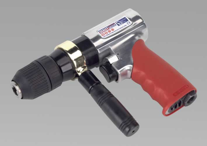 Generation Series 13mm Reversible Air Drill with Keyless Chuck