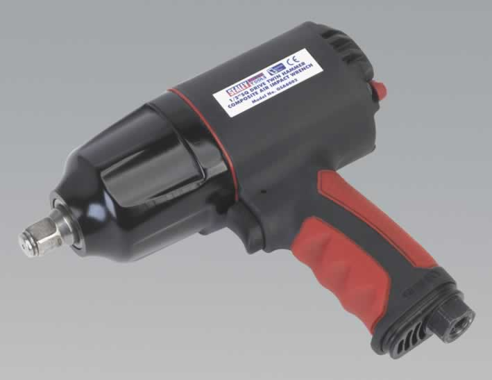"Generation Series Composite Air Impact Wrench 1/2""Sq Drive Twin Hammer"