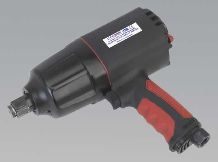 "Generation Series Composite Air Impact Wrench 3/4""Sq Drive Twin Hammer  (AH)"