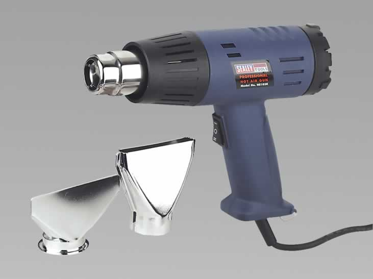 Hot Air Gun Kit 2-Speed 316/528°C