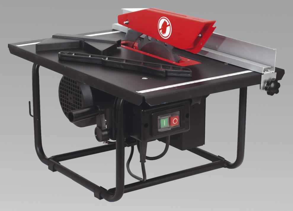 Table Saw Hobby 200mm CE Approved 230V